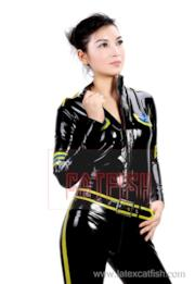 Sexy Police Catsuit
