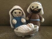 Presepe Crochet