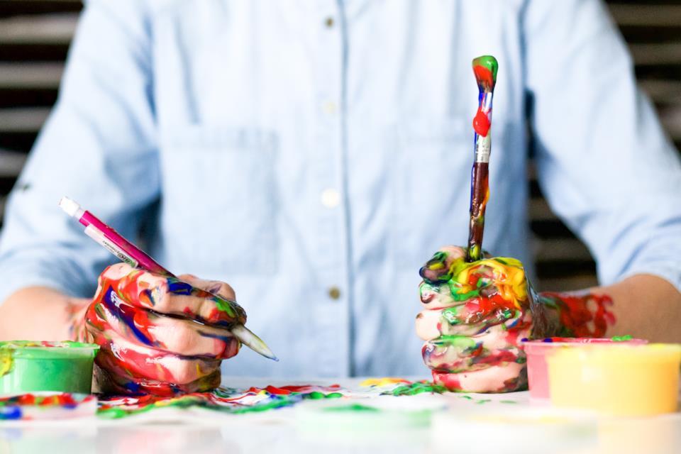 Come dipingere t-shirt personalizzate per bambini