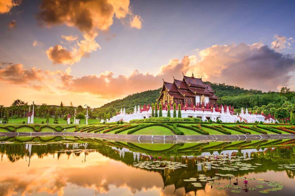 Chiang Mai in Thailandia
