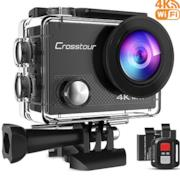 Action Cam Crosstour 4K 16MP