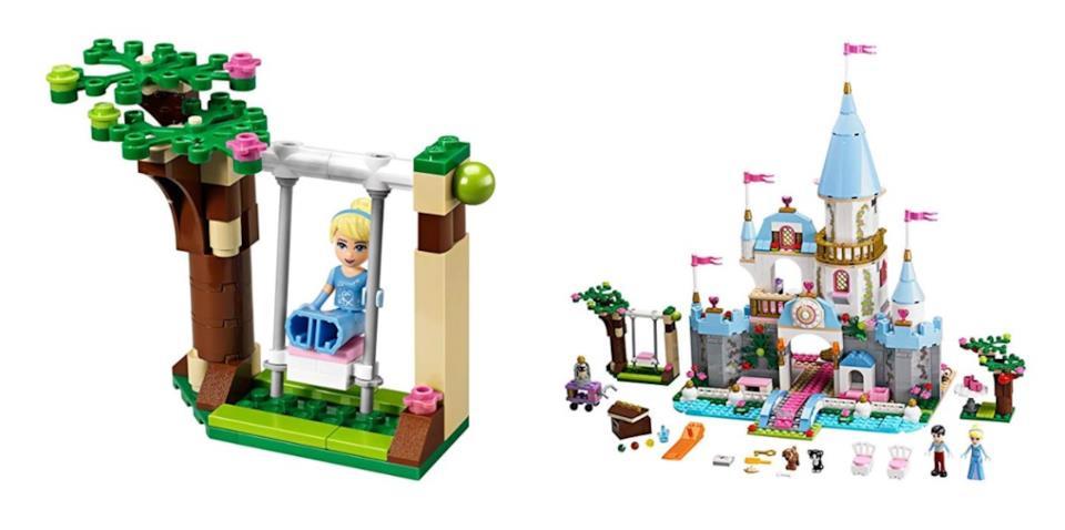 Idee regalo Natale: castello Disney Lego