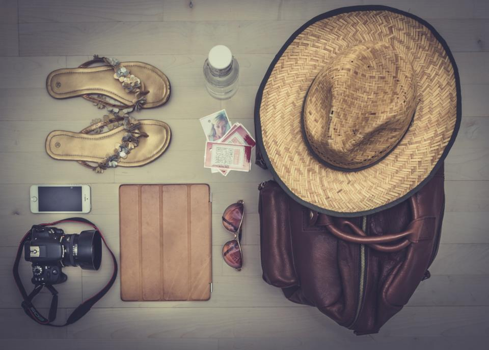 Come fare la lista di cosa mettere in valigia