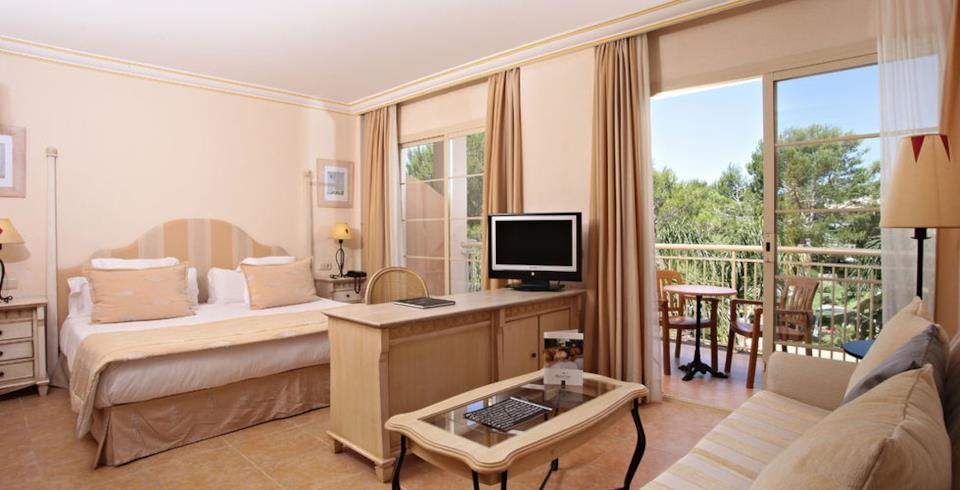 Camera del Vanity Hotel Suite & Spa 4* a Maiorca