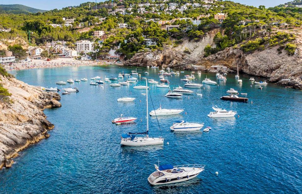 Come arrivare a Ibiza