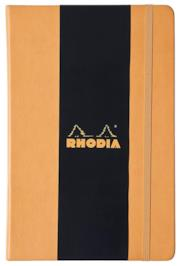Rhodia Webnotebook Orange