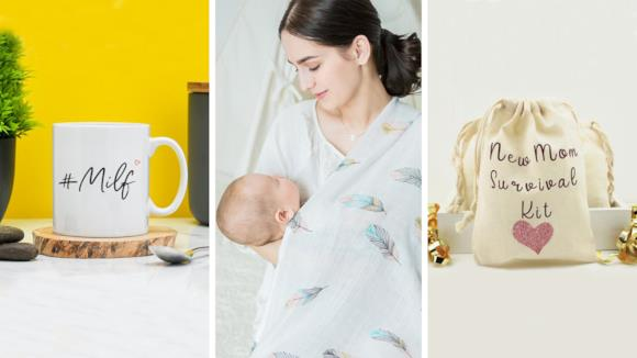 18 idee per trovare cosa regalare a una neo mamma