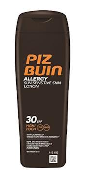 Piz Buin Allergy Skin Lotion