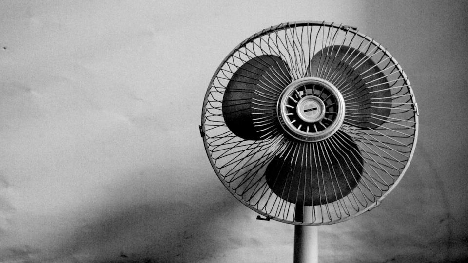 Storia del ventilatore