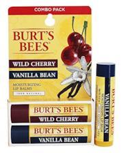 Pack balsamo labbra: ciliegia e vaniglia