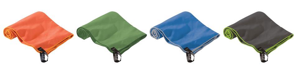 PackTowl asciugamano in microfibra