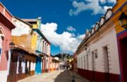 Tour del Chiapas colorato in Messico