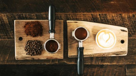 macchina per il caffè espresso