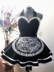 French Maid Apron