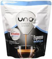 Kimbo Uno Espresso Decaffeinato