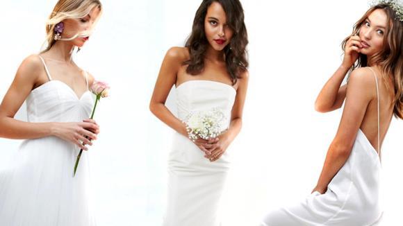 Abiti da sposa economici: ecco i migliori di Asos