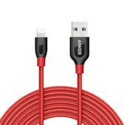 Cavetto Lightning Premium per Ricarica e Trasmissione Dati Ultra-Durevole per iPhone 7 / 6s / 6 e tanti altri prodotti Apple