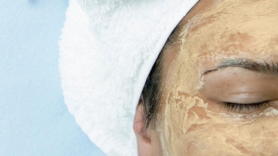 esfoliazione viso