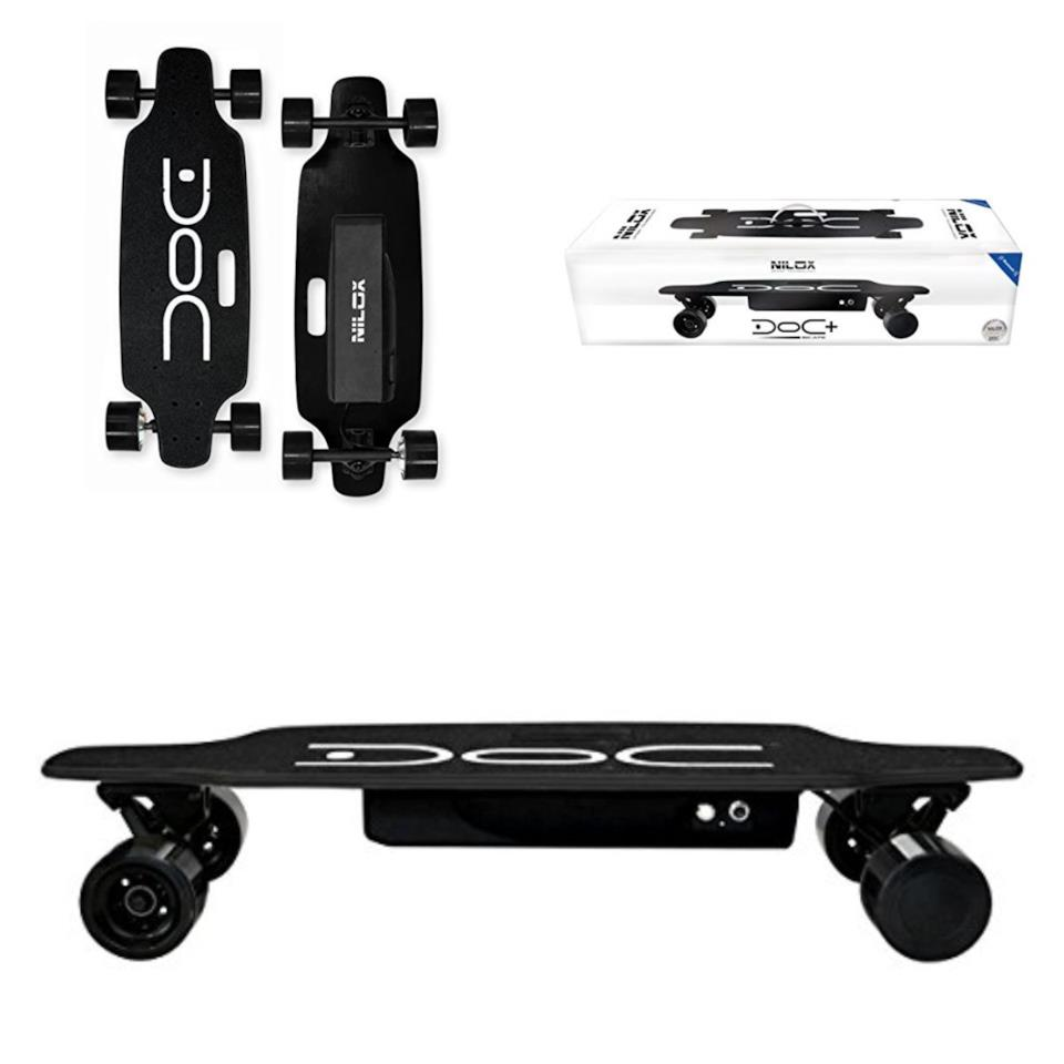 Skateboard elettrico Nilox Plus in offerta