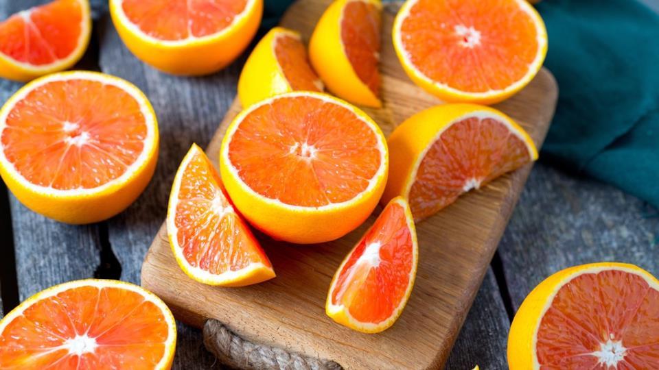 arance a spicchi