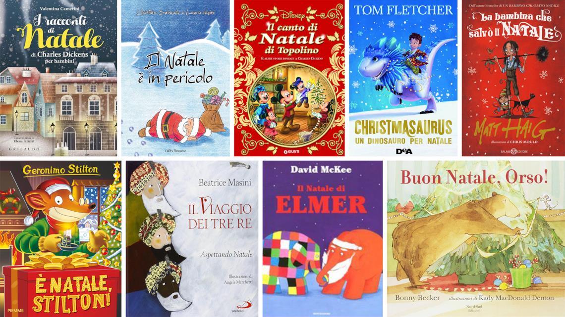 Regali di Natale - i migliori libri per bambini