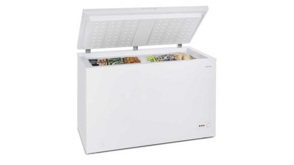 Il congelatore a pozzetto per alimenti