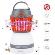 Lampada Anti Zanzare Zanzariera Elettrica