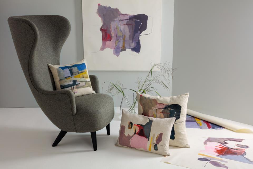 Cuscini di design Tom Dixon: idee regalo per Natale
