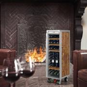Portabottiglie di vino in legno