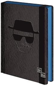 Breaking Bad quaderno per appunti, formatoA5