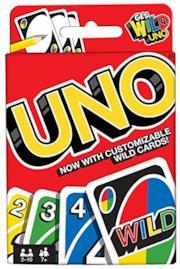 Original UNO Card Game by Mattel