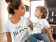 T-shirt mini me The Boss