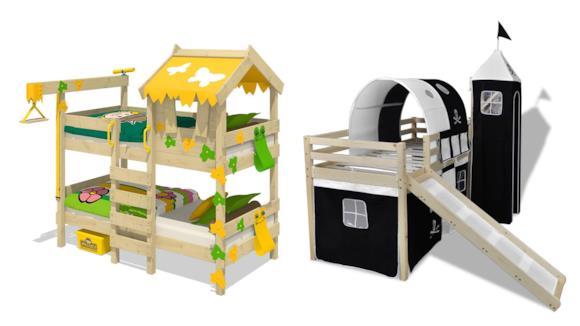 Una pratica guida per selezionare i migliori letti a castello per bambini e adulti.