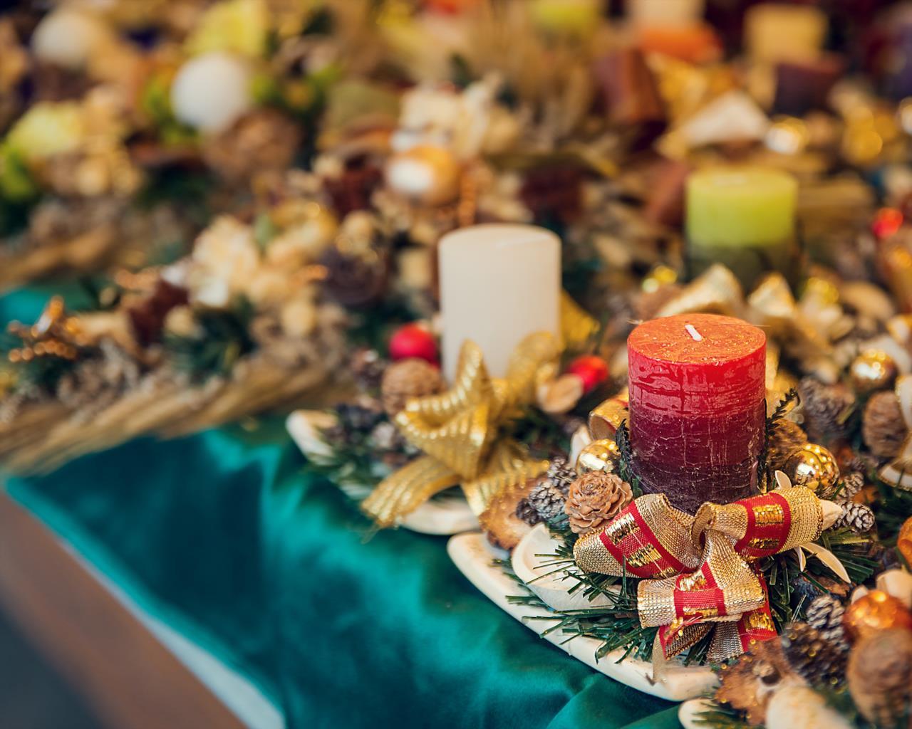 Centrotavola natalizi: tante idee per il Natale