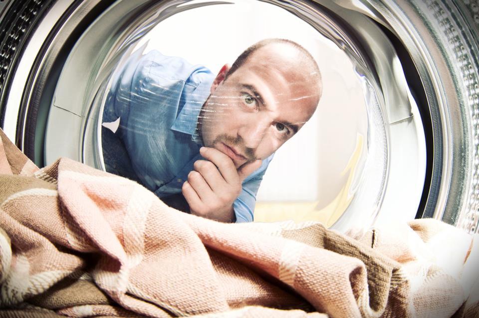 Istruzioni su come usare la lavatrice