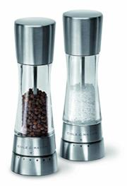Gourmet Precision Pepper and Salt Mill Giftset