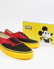 Vans x Mickey Mouse