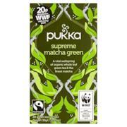 Tisana Pukka Supreme Matcha Green
