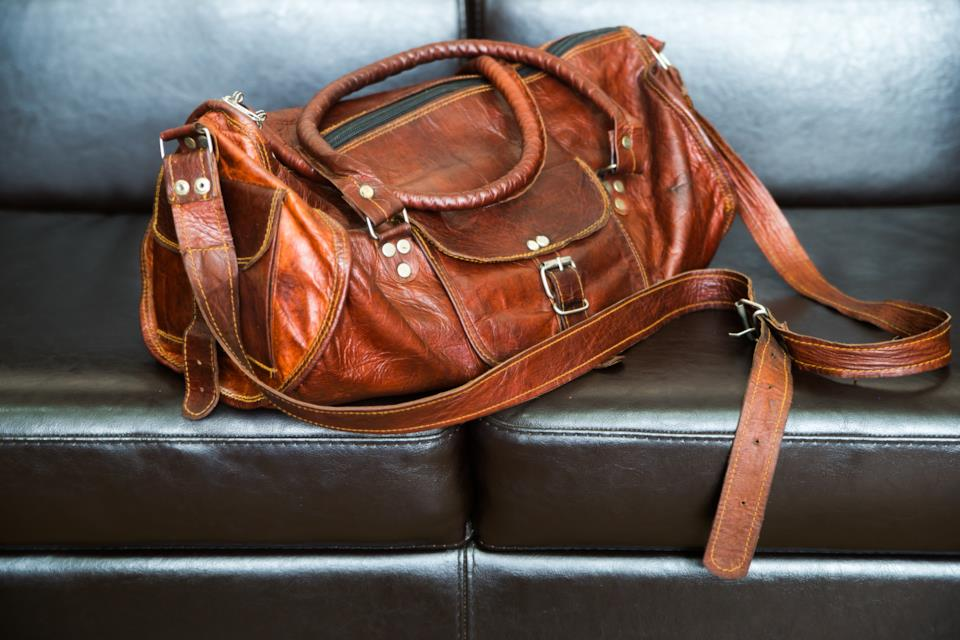 Qual è il miglior borsone da viaggio in pelle?