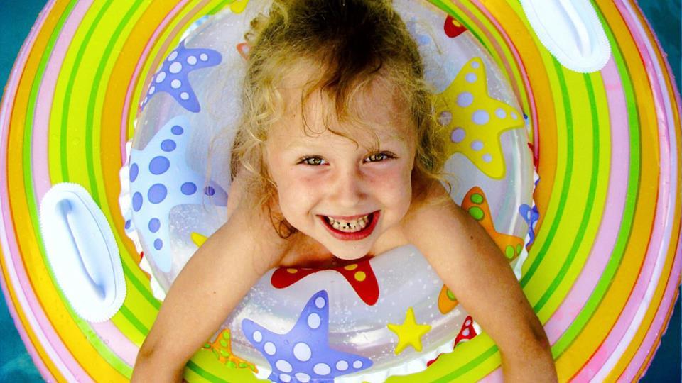 Qual è la migliore piscina gonfiabile per bambini e neonati