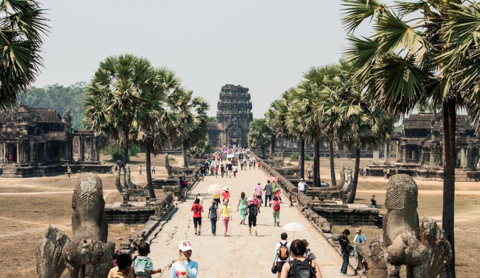 Tour classico della Cambogia