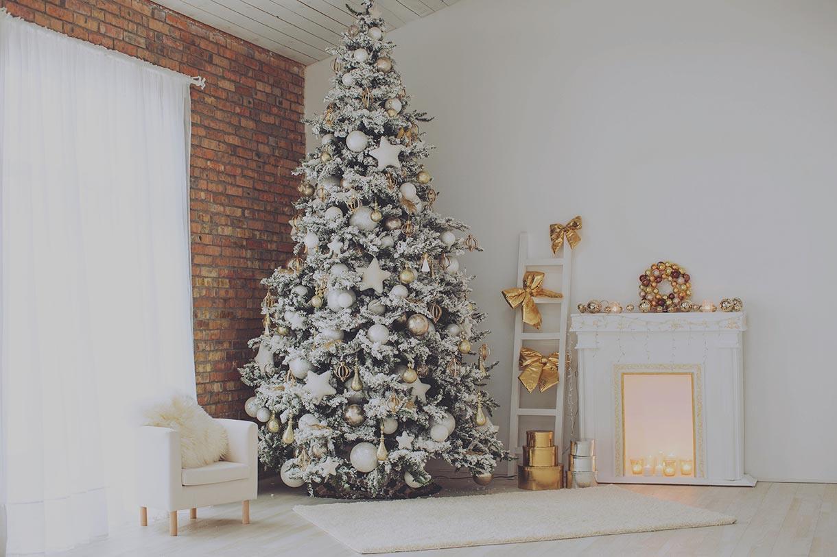 100 idee per realizzare un albero di Natale speciale per le feste
