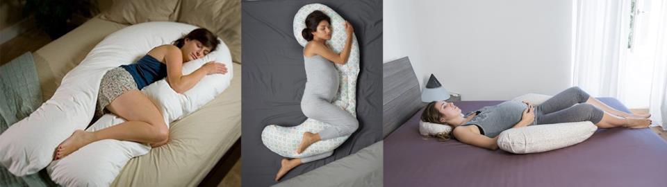 Cuscini per dormire in gravidanza: i più comodi