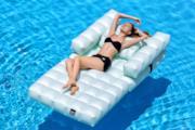 Poltrona gonfiabile Modul'Air / Lettino prendisole galleggiante