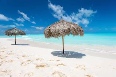 Top 5 beaches in Cuba