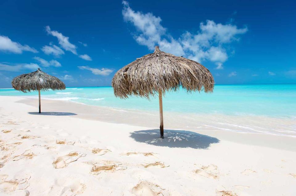 Cuba, Cayo Largo beach