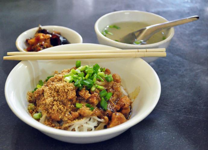 Dish in Myanmar