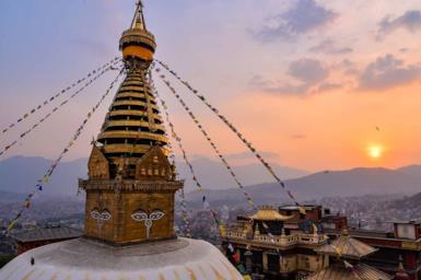 Mountains, sanctuaries and facts about Nepal