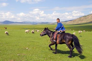 How to reach Mongolia