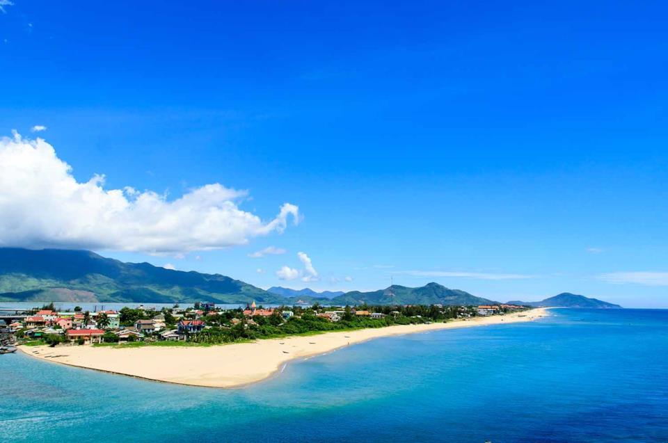 Beach of Hue, Vietnam